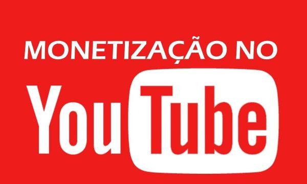 Monetização no Youtube