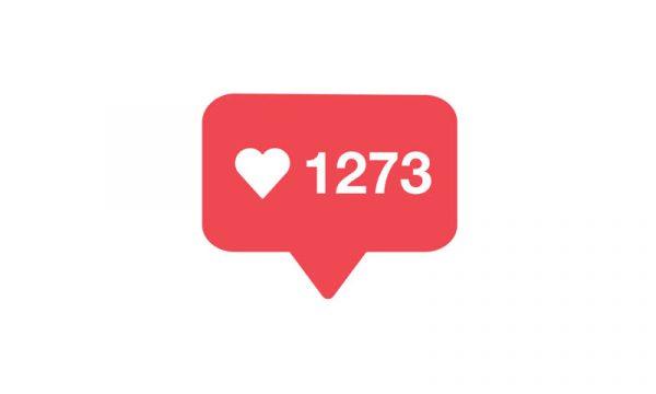 curtidas do instagram