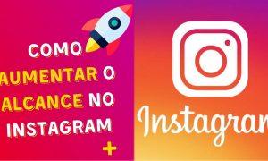 alcance do Instagram