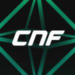 Logomarca da empresa CNF.
