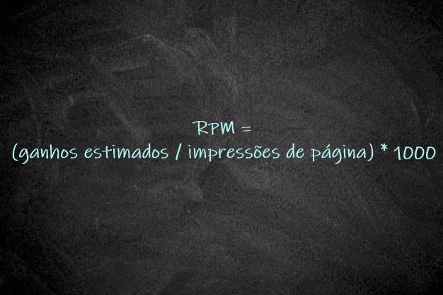 regras do termos RPM