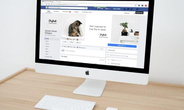 Como criar fanpages no facebook